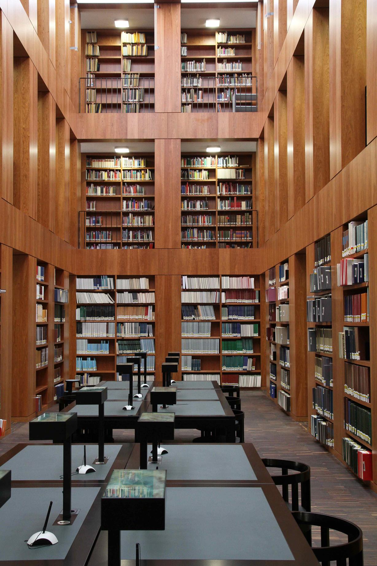 Universität Essen Bibliothek