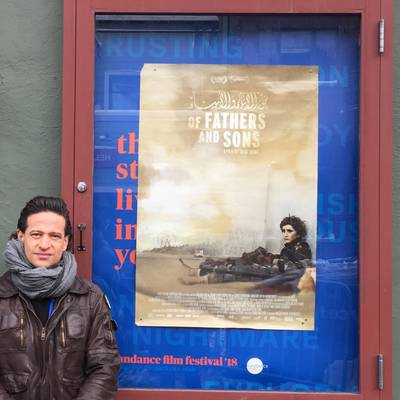 Of fathers and sons 1 sundance festival 2018