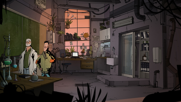 "Szene aus ""Unforeseen Incidents"""